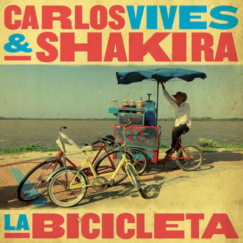 Carols Vives & Shakira - La Bicicleta