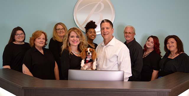 Studio B Hair Gallery team