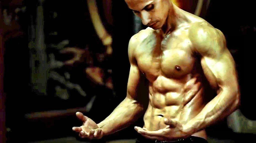 Vegan Bodybuilder Displays 'Superhuman' Strength