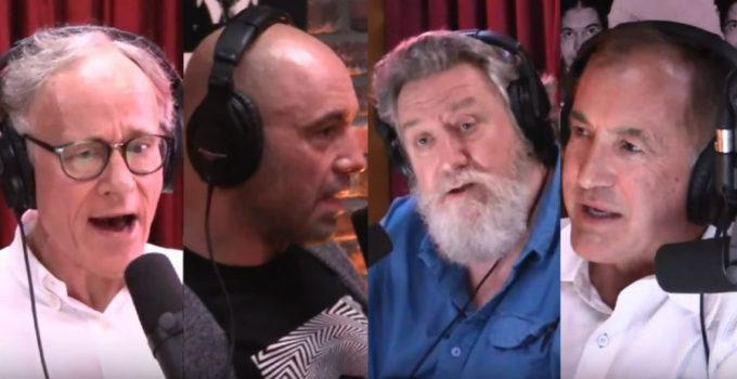Heated Debate Between Joe Rogan, Graham Hancock, Randall Carlson, Michael Shermer & Mark Defant