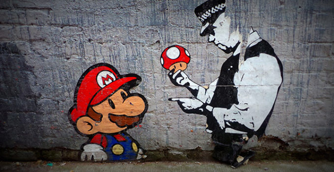 20+ Brilliant Depictions Of Street Art For Free Thinkers & Rebels