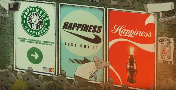 Award Winning Animator's Short Film 'Happiness' Is Absolutely Brilliant