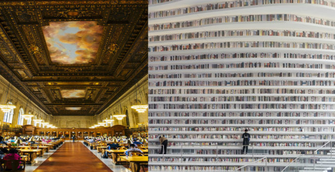 20+ Of The Most Amazing Libraries In The World