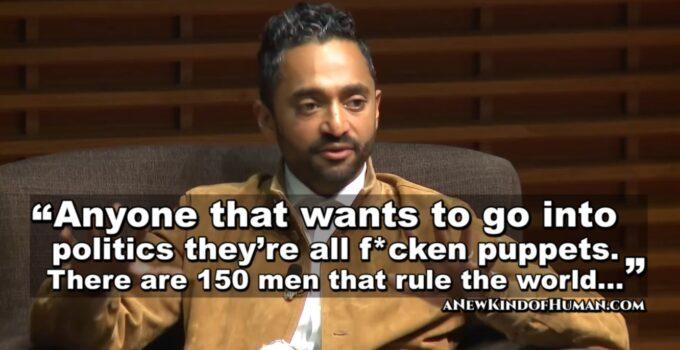 facebook executive quote 150 men rule world