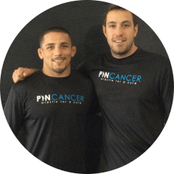 frank molinaro wrestling pin cancer