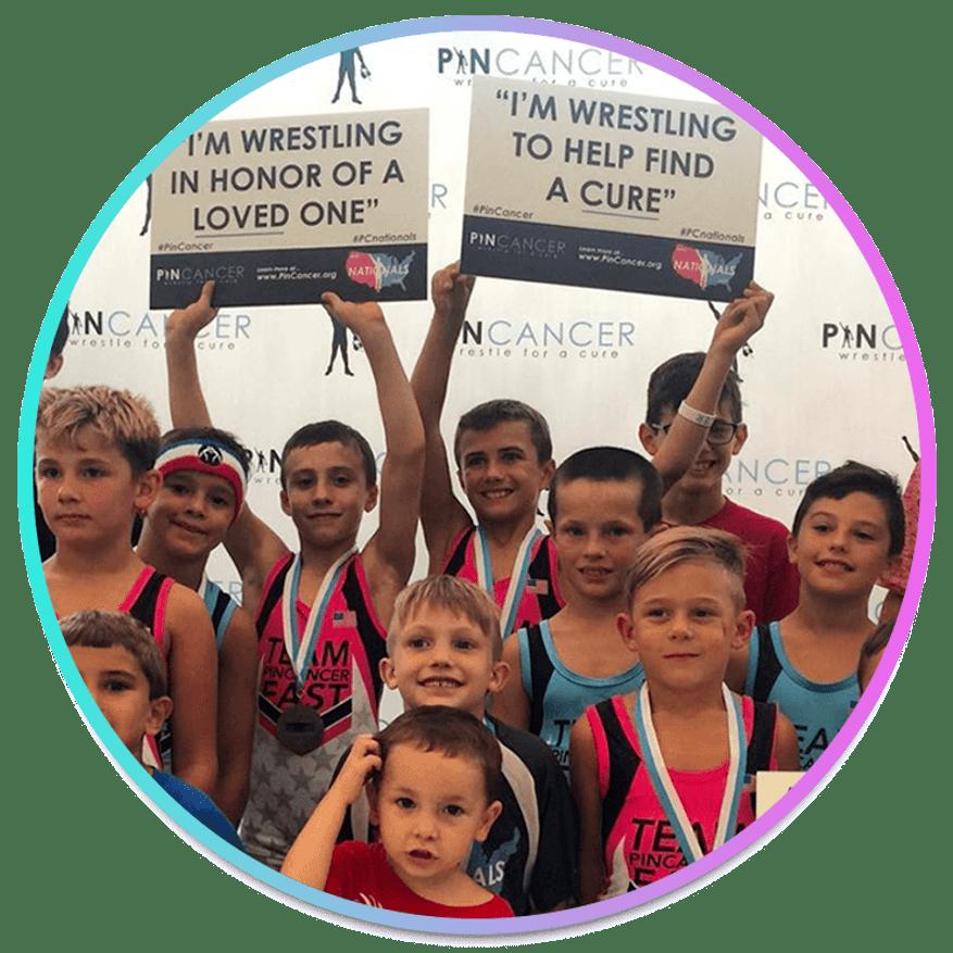 wrestle for a cure nonprofit