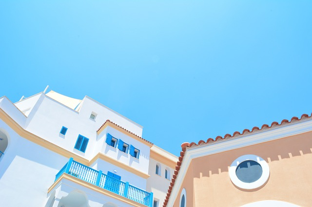 Paso Robles Painter Publishes Tips For Choosing A Color Scheme For Commercial Buildings
