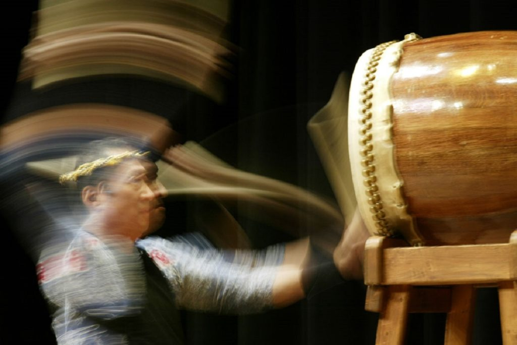 02-11-19 Taiko Drumming