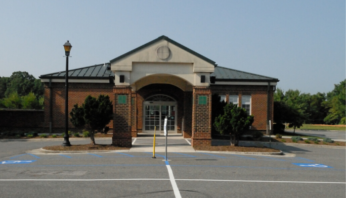 Image of Stewartsville Library