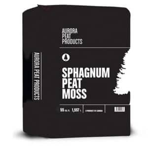 Auroroa Canadian Sphagnum Peat Moss