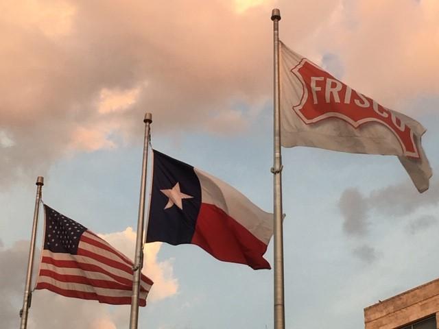 Frisco Flags