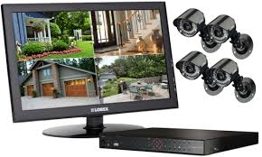 Video Camera System complete with Digital Video Recorder