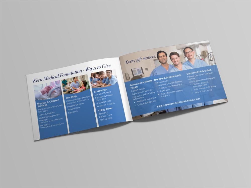 Kern Medical Book Spread