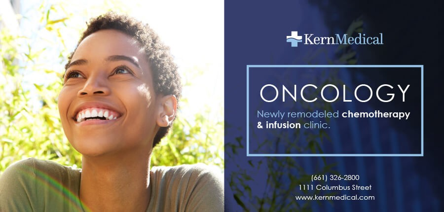 Oncology Bus Ad