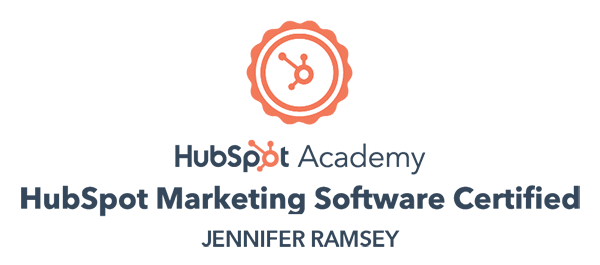 HubSpot Marketing Software Certified