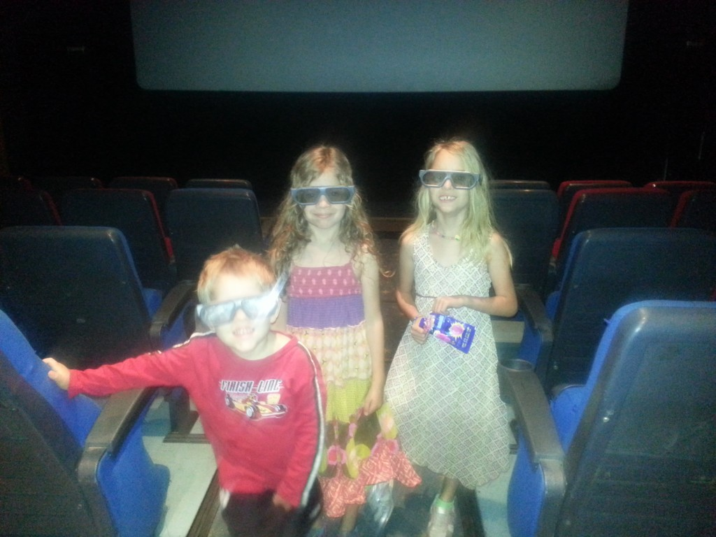 26-A 3d movie to celebrate Ngamelut's 8th birthday