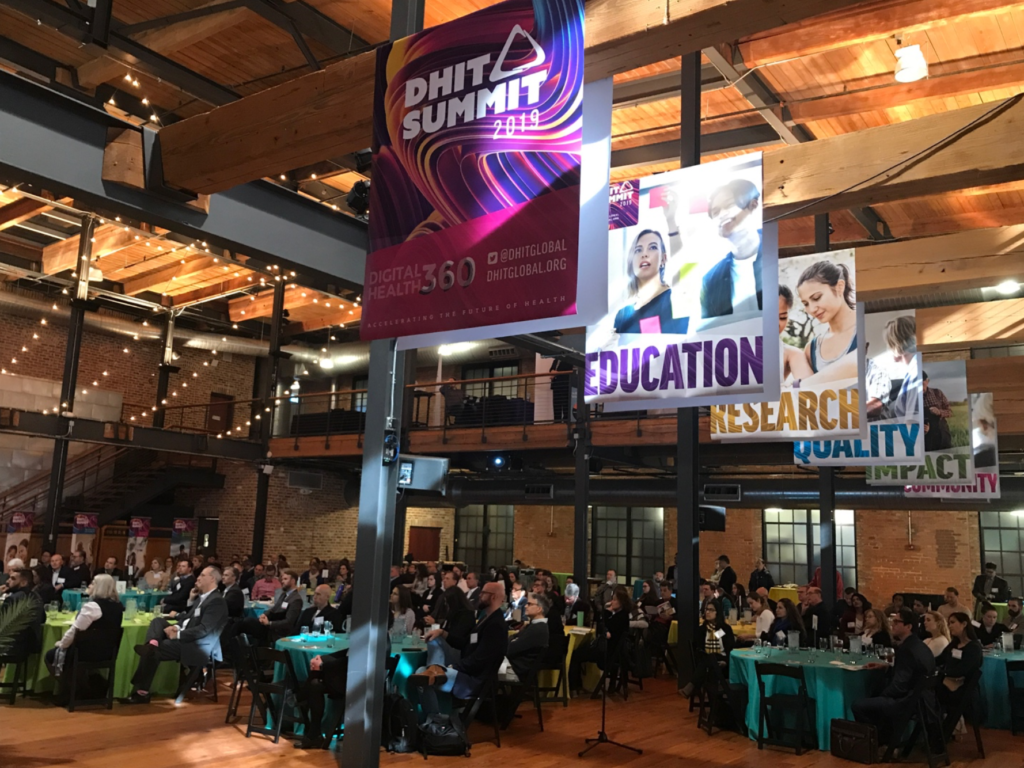 The Summit also showcased innovative education, research, and quality improvement solutions.