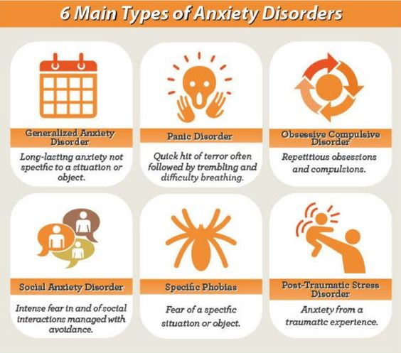 Anxiety Disorder Boulder, Colorado