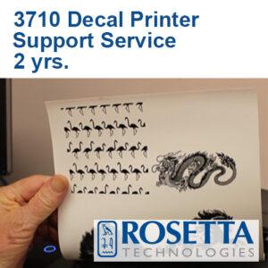 CerPrint 3710 True Blue or True Black 2-year support service