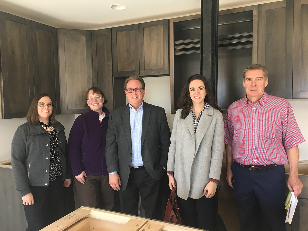 Maryland Historical Trust Staff Tours Footer Building
