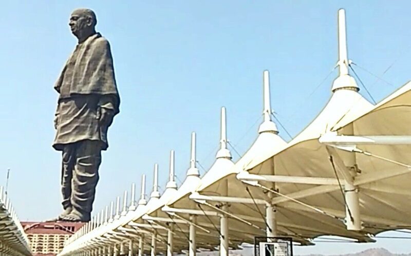 """Everything you want to know before visiting """"The statue of Unity"""""""