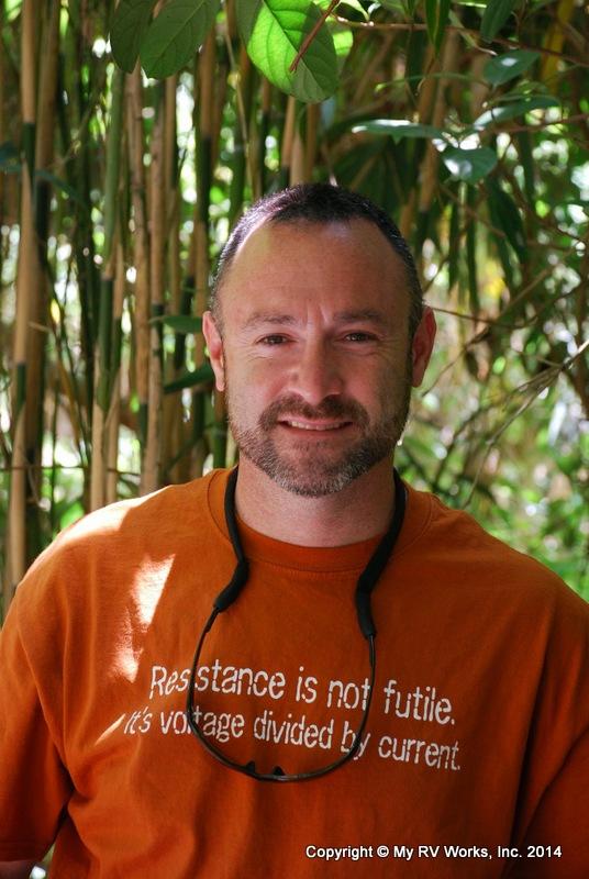 Darren Koepp, President of My RV Works, Inc.