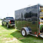 Mobile RV Repair Service Truck and Trailer