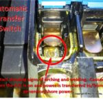 RV Automatic Transfer Switch contact welding