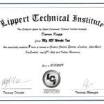lippert-2019-training-certificate