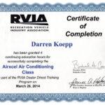 rvia-airxcel-air-conditioning-training-certificate