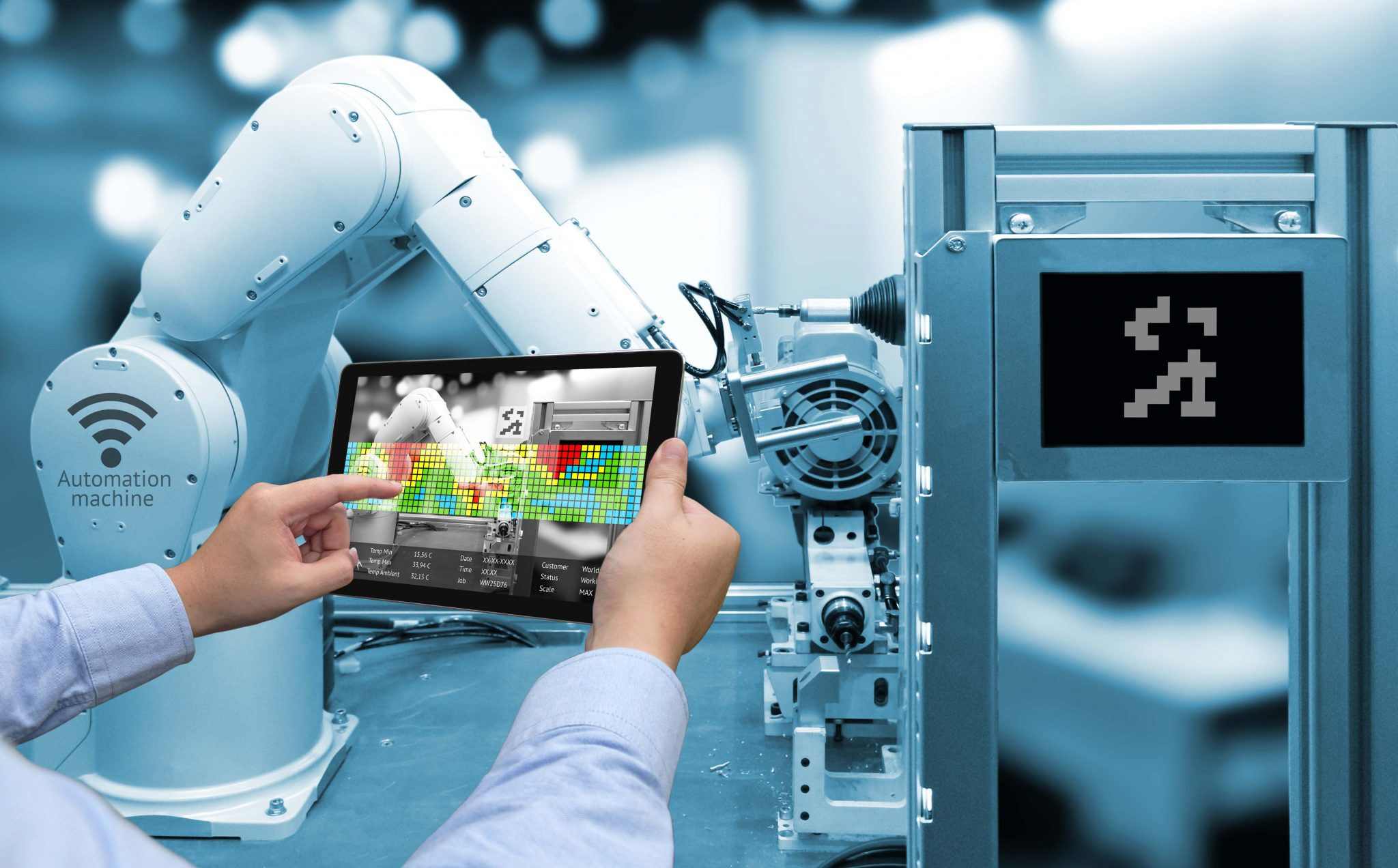 Benefits Of Industrial Automation