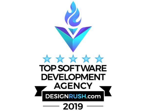 Top Software Development Agency - Designrush