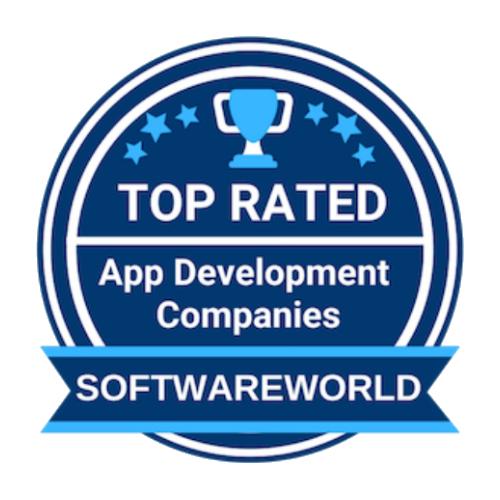 App Development Software Workd Logo image
