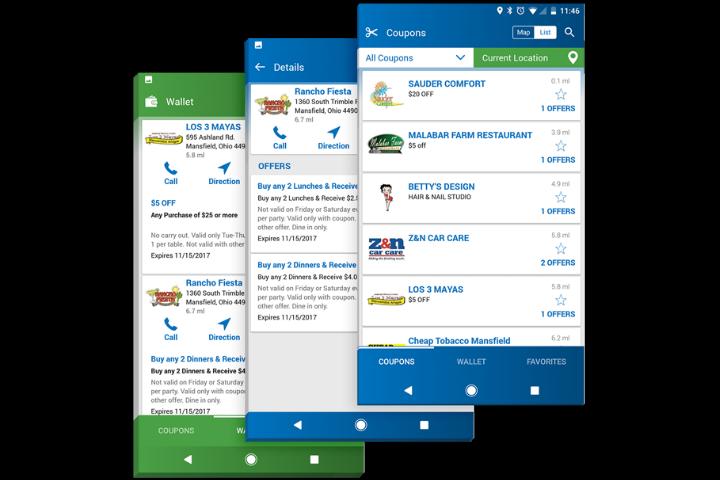 Coupon Mobile Platform