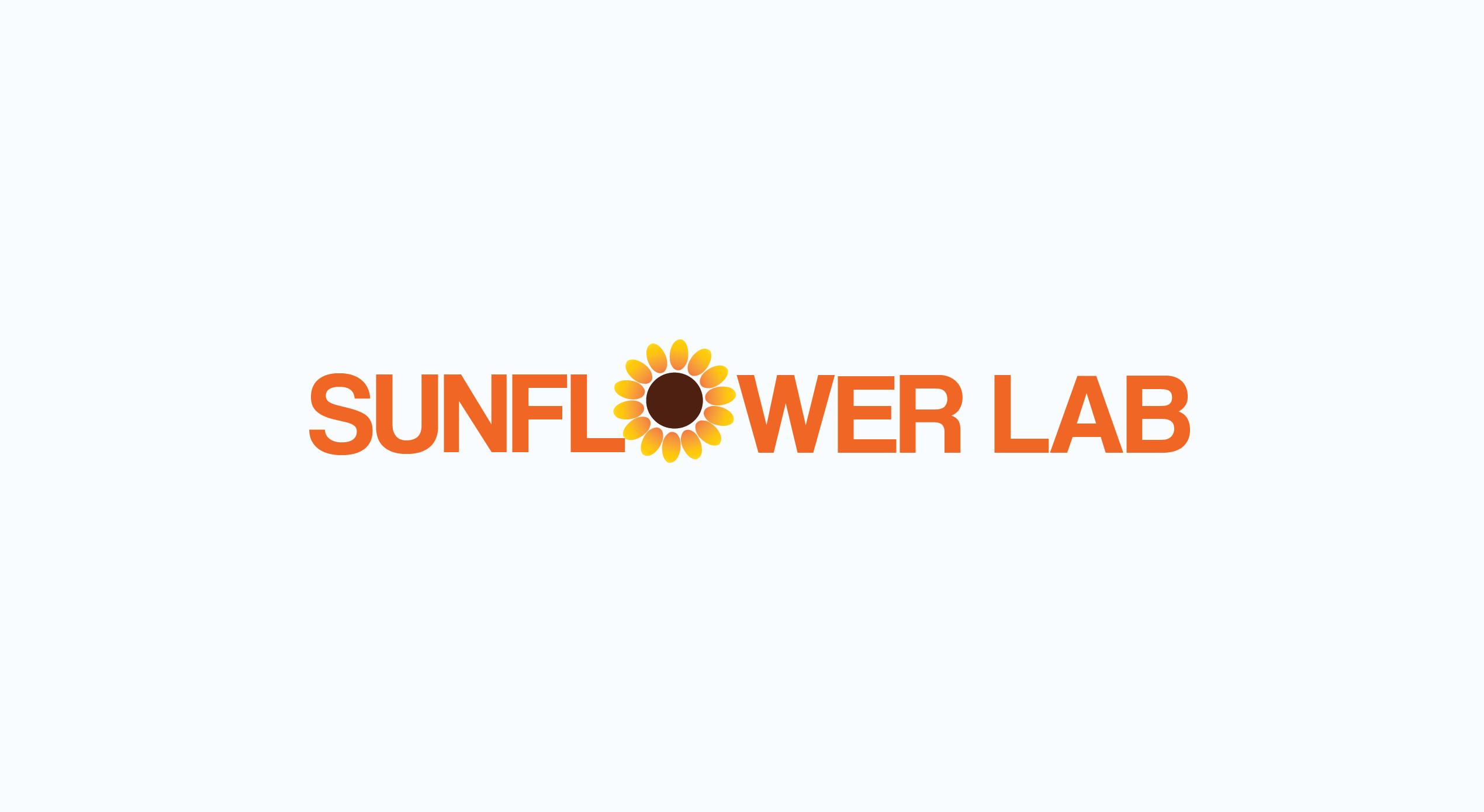 Sunflower Lab Logo One
