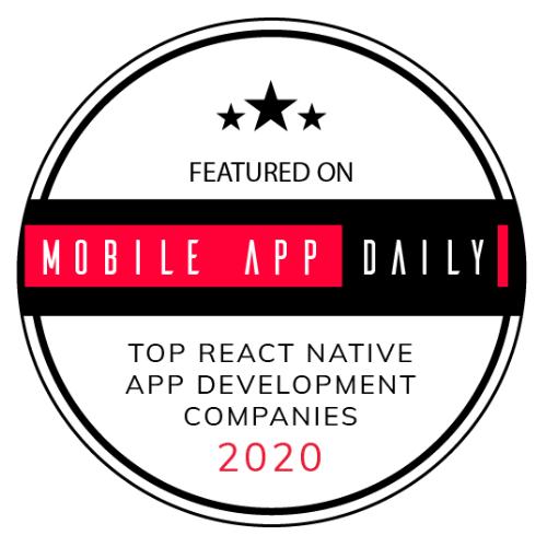 Top React Native App Development Companies 2020