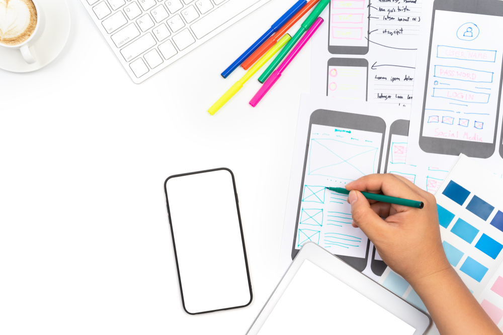 trending features for mobile app design 2021