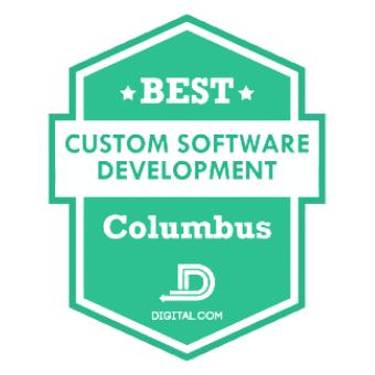 best custom software development in columbus