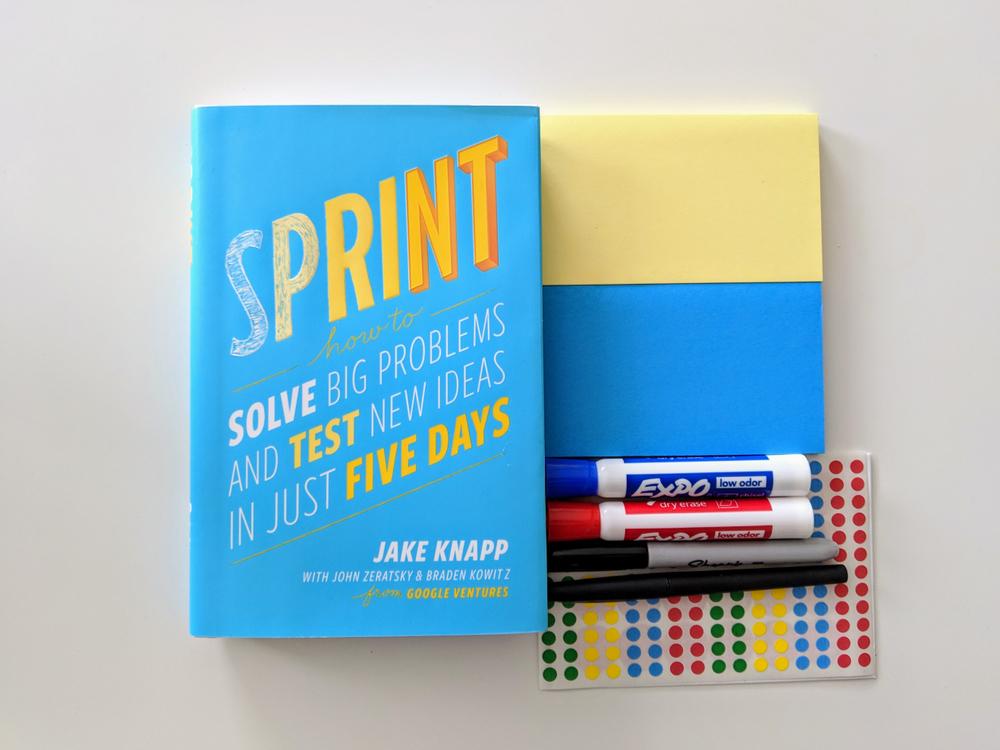 design thinking design sprint