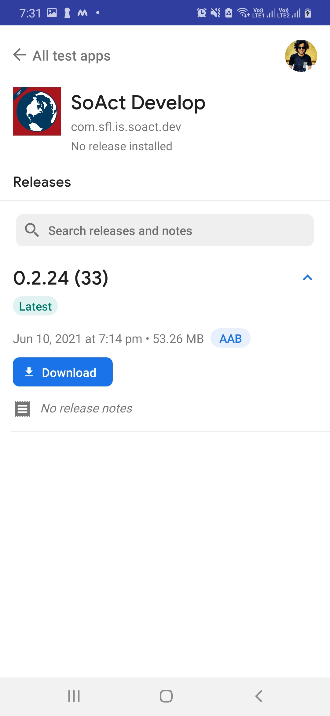 firebase app distribution android 9