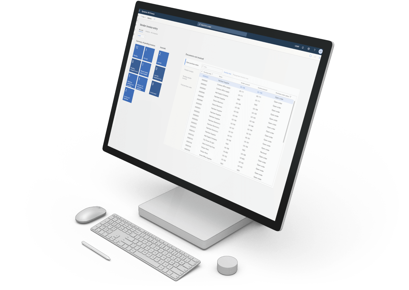 Grow Your Business ERP Software Page Image