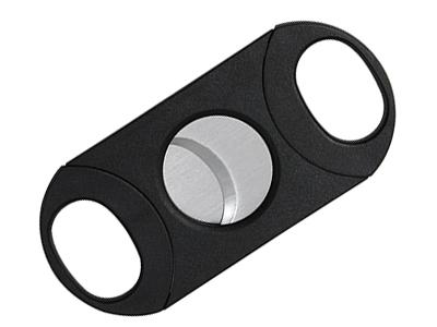 $3.99 – Black Plastic Handle Stainless Steel Blades 64 Gauge – Cutter