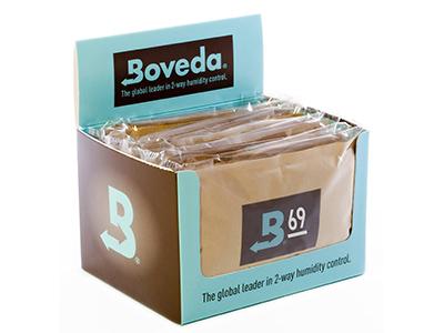 $53.99 – Boveda Humipak 69% Humidity 12ct – Humidification