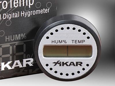 "$29.99 – Xikar Digital Hygrometer – 1.75"""