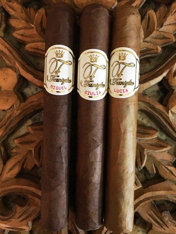 Famiglia White label Boutique Cigars