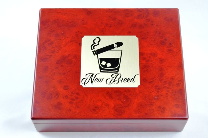 $52.99 – New Breed Magnetically Sealed Burl 25 ct.