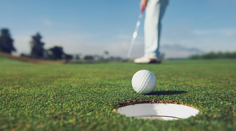 Individual Golf Lessons with Mike Reilly or Staff