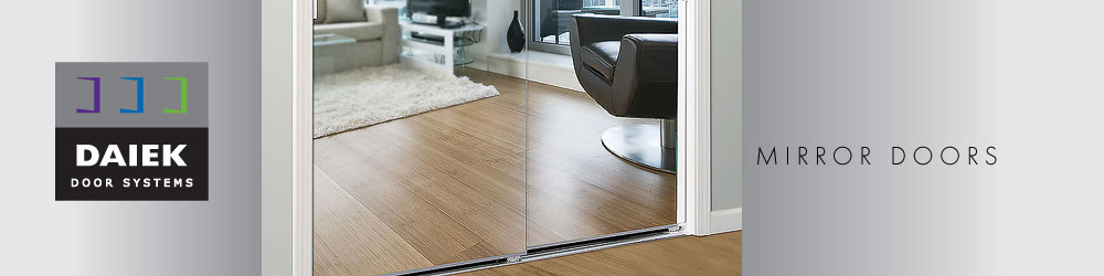 bifold mirror doors, sliding mirror doors, swing mirror doors