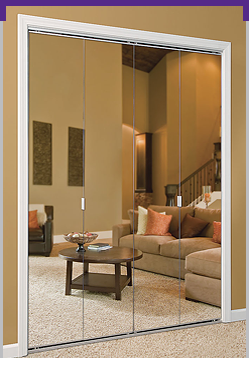Series 3 Bifold Mirror Door