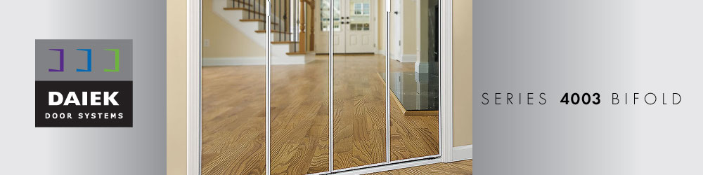 bifold mirror door series 4003
